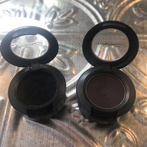MAC Cosmetics Makeup - MAC eye shadows